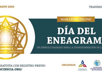 Una jornada online de 10 horas por el día del Eneagrama con más de 1200 inscriptos.