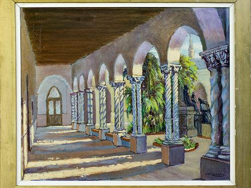 En el Monasterio (Pompeya)