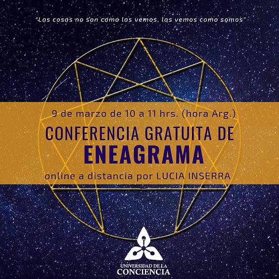 Videoconferencia de Eneagrama: descubre tus talentos