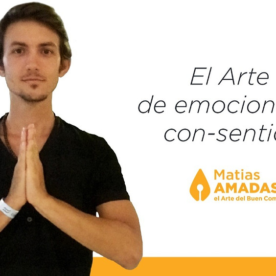 Masterclass de autocontrol emocional con Matias Amadasi