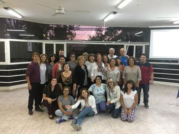 Gira de Eneagrama y Salud por el sur argentino