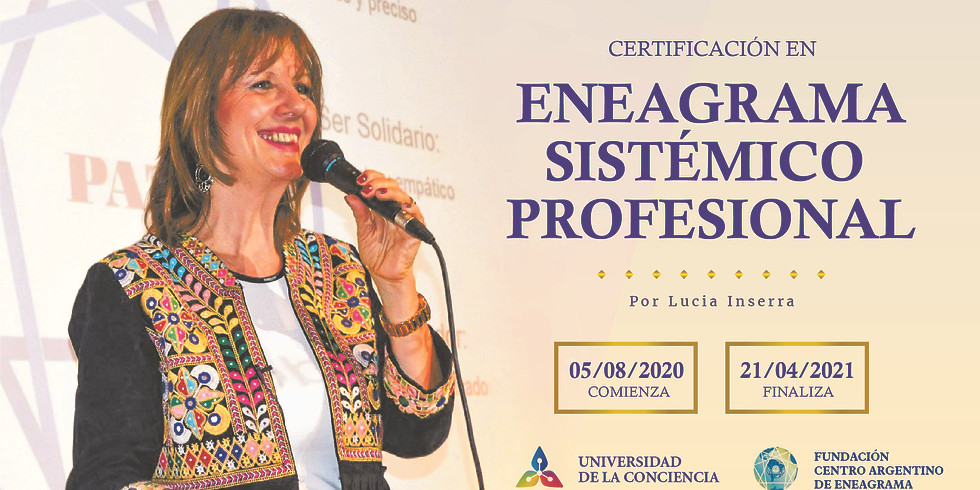 Certificación profesional en Eneagrama Sistémico