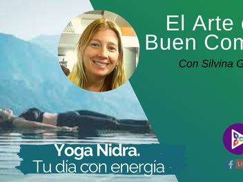 Yoga Nidra, otra forma consciente de lograr el bienestar.