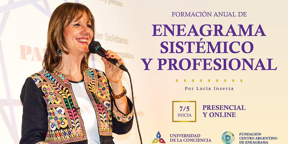 Formación anual en Eneagrama Sistémico y Profesional