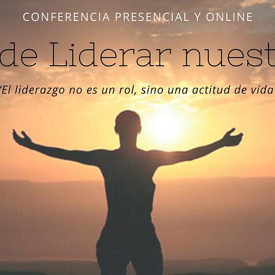 Conferencia el Arte de Liderar nuestra vida