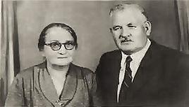 Sara e Daniel Berg