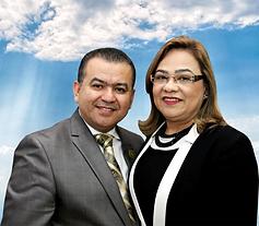 Pr. Davi e Pra Raquel Secundo