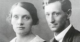 Frida e Gunnar Vingren