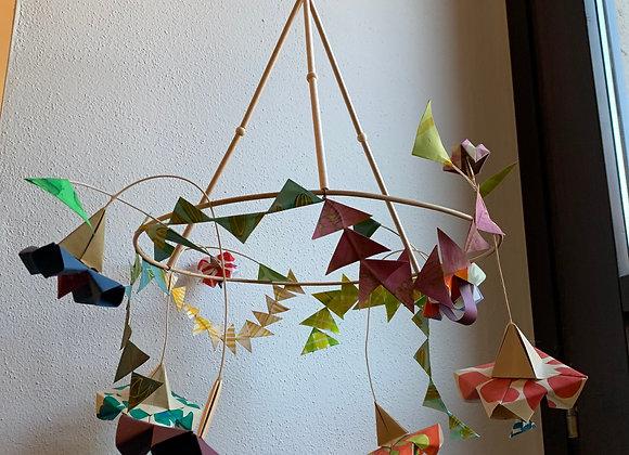 Sospensione fiorita - Flowery suspension