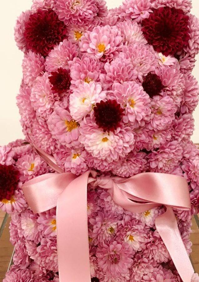 Escultura de Flores