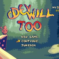 Devwill Too MD