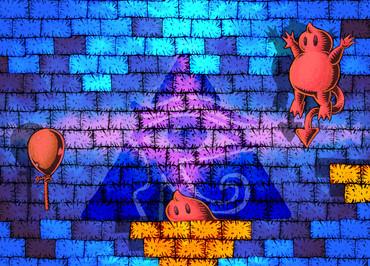 Devwill Too ZX MSX Artwork