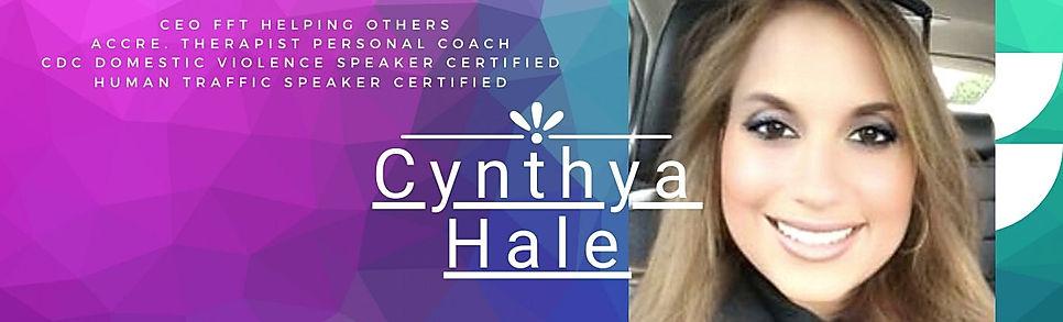 Cynthya Hale speaker