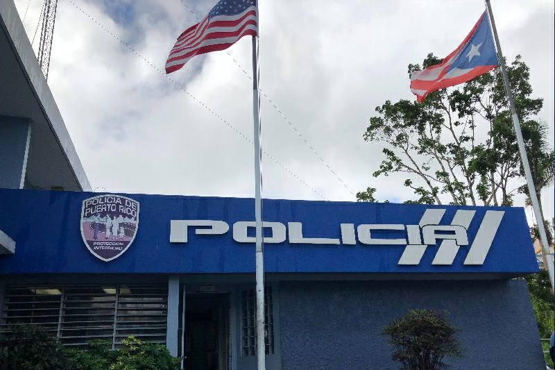 Police Dept Barranquitas