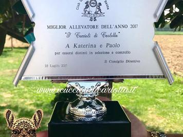 Premio Allevatore 2017