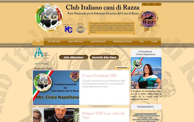 New President for the Italian Club