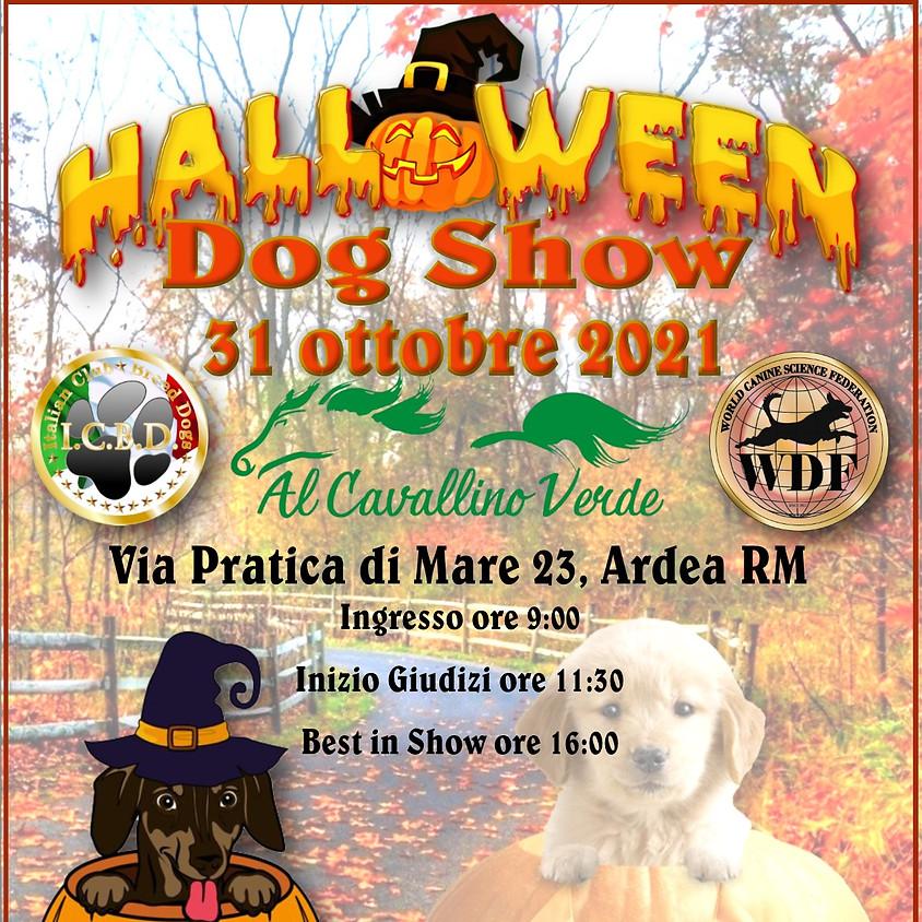Halloween Dog Show di Roma