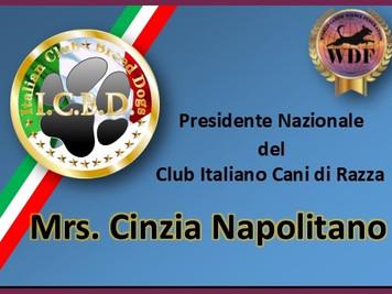 Il nuovo Presidente ICBD