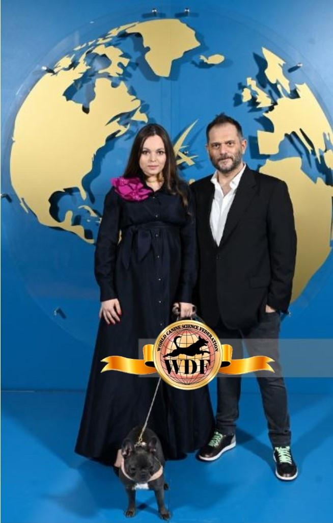 PEDIGREE WDF, THE MOST CHOSEN BY VIPs