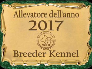 Premio Annuale Miglior Allevatore