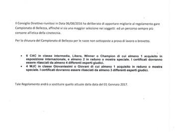 Regolamenti 2017 Lavori in Corso...