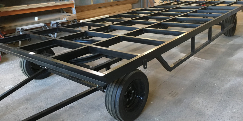 Super strong chassis