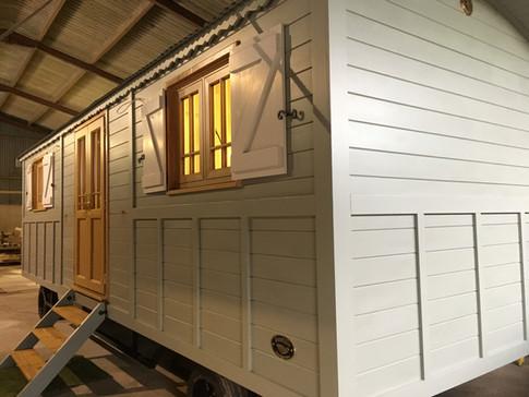 Stylish Showman's Caravan