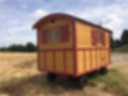 wanderer gypsy caravan