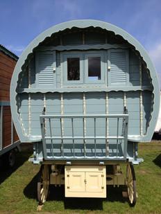 Fernhills Bow Top caravan