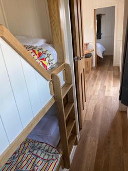 wagon bunkbeds