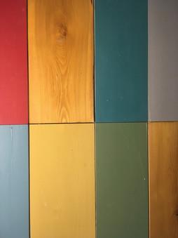 Standard wagon colours