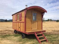 vardo gypsy caravan