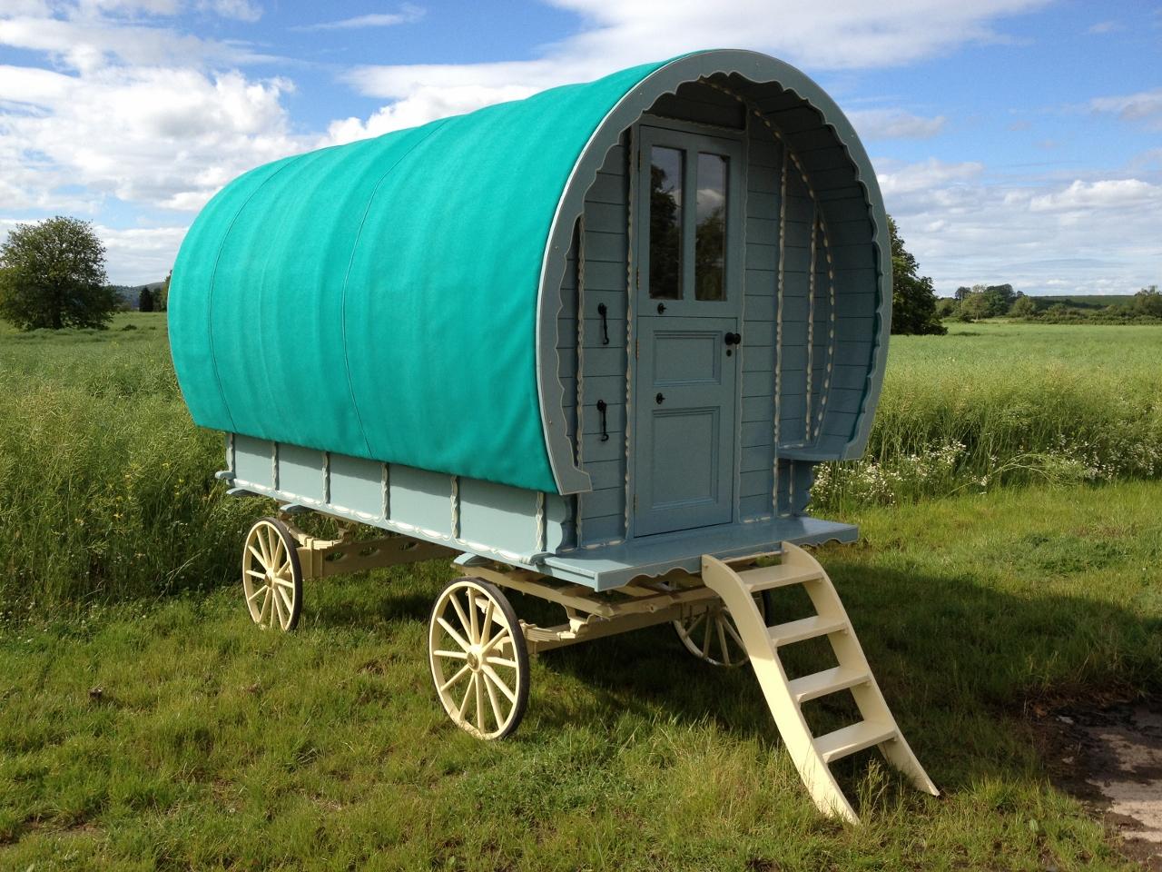 Bow Top Gypsy Caravan