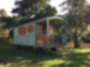 roulotte - gypsy wagon.JPG