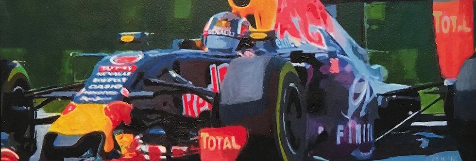 Red Bull F1 Race Car