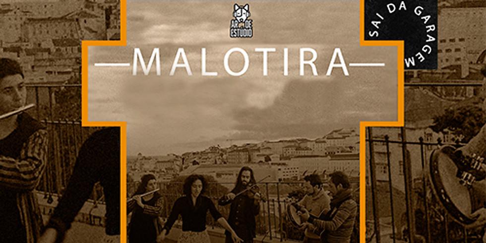 SAI DA GARAGEM COM: MALOTIRA - M/6