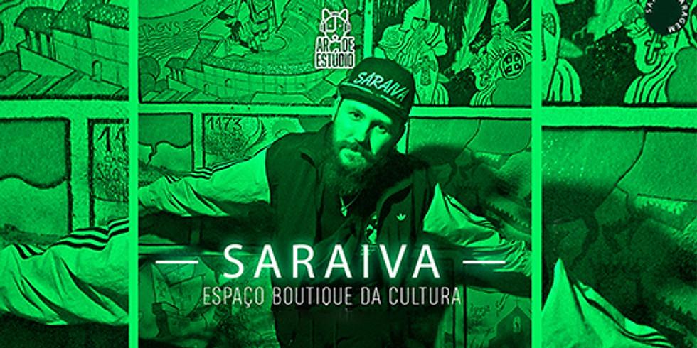 SAI DA GARAGEM COM: SARAIVA - M/6