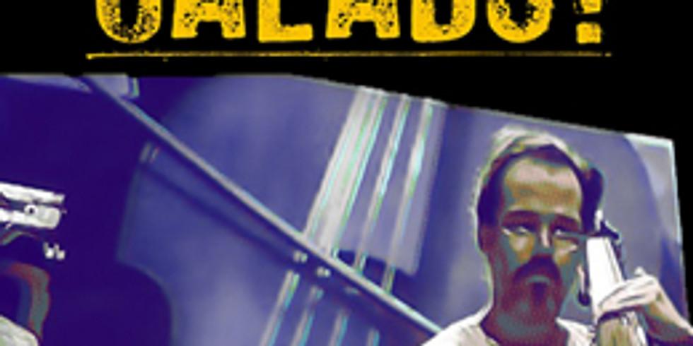 CALADO! UM RECITAL-DOCUMENTÁRIO PARA CONTRABAIXO, ELETRÓNICA E VÍDEO - M/6