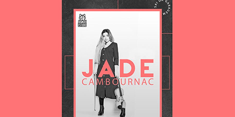 SAI DA GARAGEM COM: JADE CAMBOURNAC - M/6