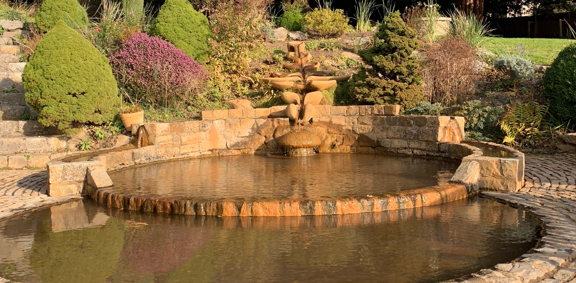 The Chalice Fountains