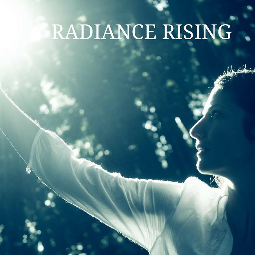 Radiance Rising: A Psycho-Spiritual Transformation