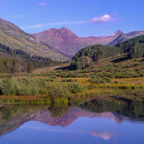 Slate River, Crested Butte, CO