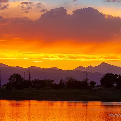 Harper Lake, Louisville, Colorado