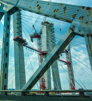 The Tapen Zee Bridge 2017
