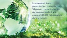 La naturopathie dans le monde