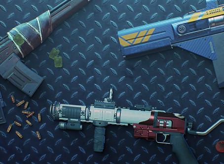 Waiting for Shadowkeep: Pinnacle Weapons
