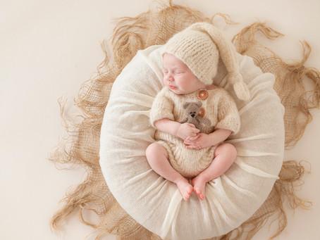 Träum schön kleines Baby