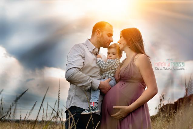 shooting gravidanza roma