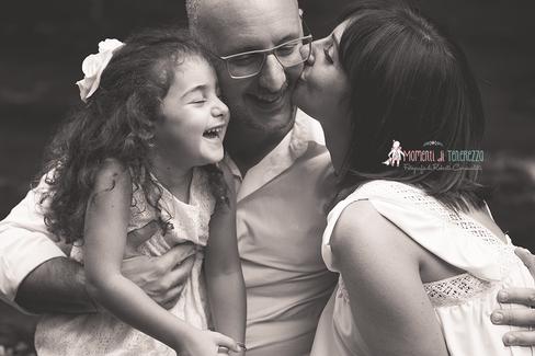 sessione fotografica famiglia roma