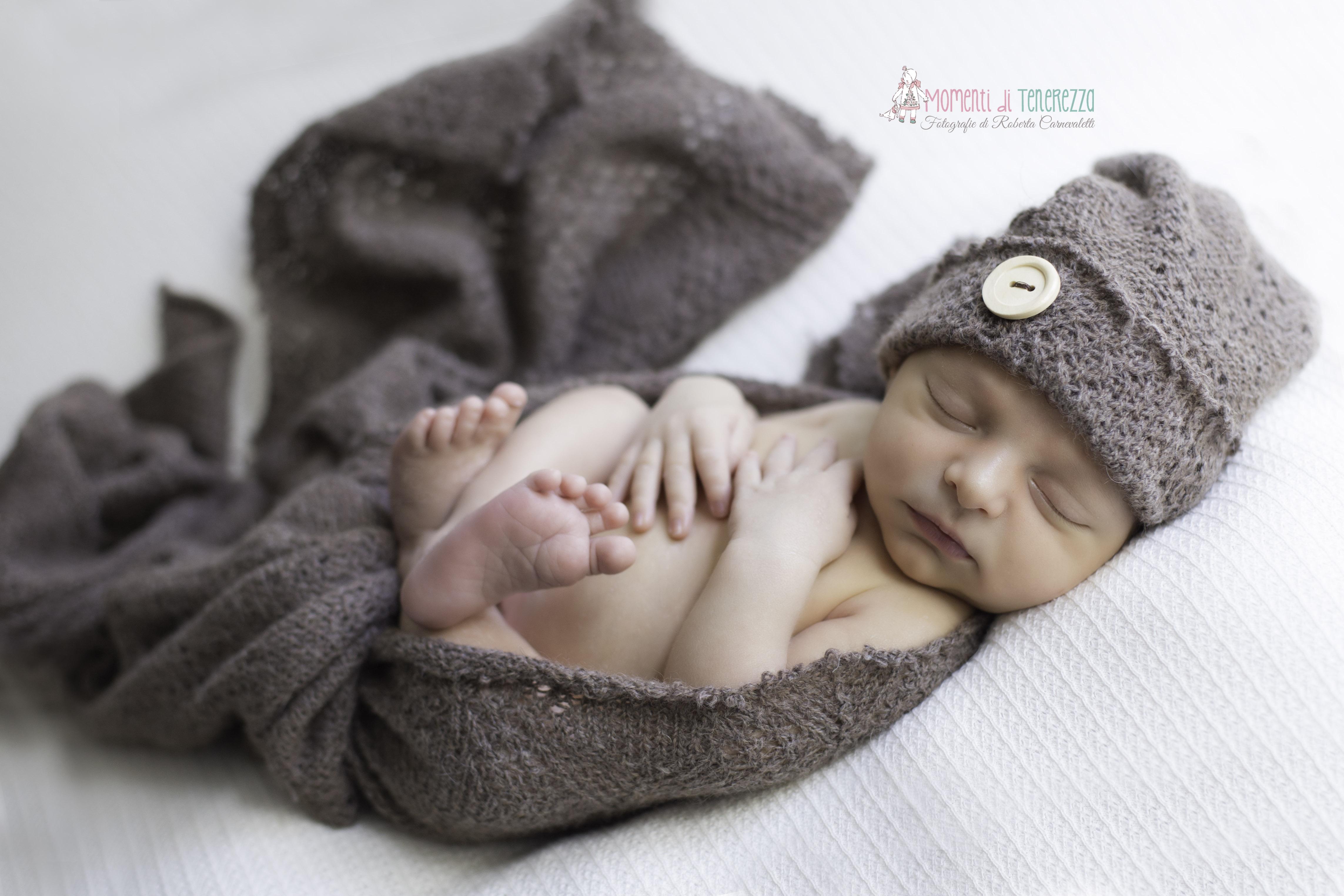 servizio fotografico neonati roma